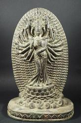 Stunning Statue Of Guan Yin The Goddess Of Compassion