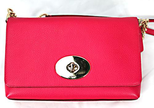 Coach Pink Crossbody