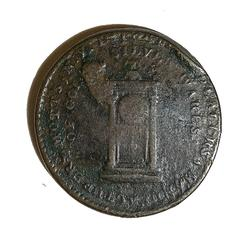 Rare  US Colonial 1789 Mott Token with Thick Planchet