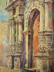 Beautiful Mario Champi Iglesia De La Compania Original