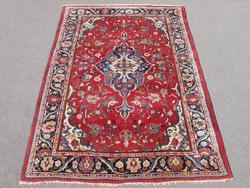 Simply Beautiful Semi Antique Persian Mahal Rug 7x11