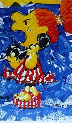 Fantastic Tom Everhart Limited Lithograph