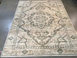 Premium Vintage Muted Design  Area Rug 8x11