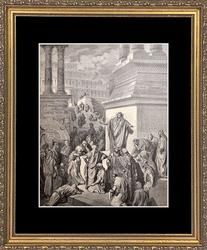 Gustave Dore From 'The Bible' Circa 1952
