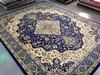 Detailed Classic  Crown Medallion Design  Rug 8x11