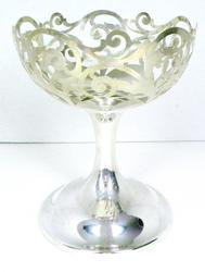 Early Sterling Compote Made for Tiffany & Co.