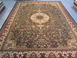 Magnificent Replica Isfahan Design Rug 9X13