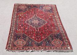Highly Collectible Semi Antique Persian Shiraz