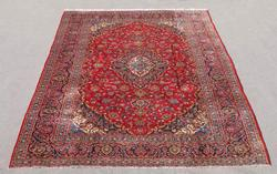 Extremely Gorgeous Semi Antique Persian Kashan 10x13.1