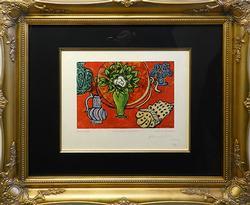 Matisse 'Nature Morte au Magnolia' Hand Signed