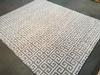 Super Soft Silky Feel Microfiber Contemporary Rug 8x10