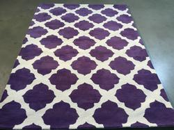 Super Soft Silky Feel Microfiber Contemporary Rug 5x7