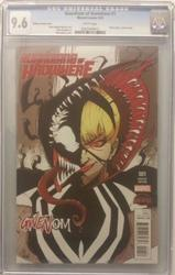 Guardians of Knowhere #1 Guilloy Gwenom Variant CGC 9.6