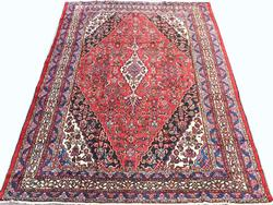 Simply Lovely Rare High Quality Handmade Persian Shahr-Baf Carpet