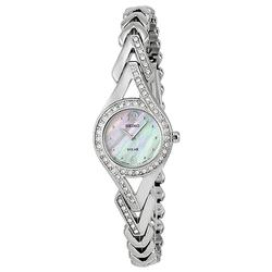 New Seiko Ladies Solar wtih MOP Dial