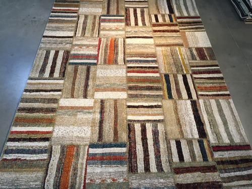 Eye Catching & Stunning  Colorful Contemporary Rug 8x11