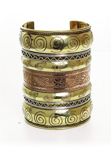 Amazing Ethnic Art Handcrafted Beautiful Cuff Bracelet