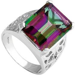 11.3ct Mystic Gemstone Ring