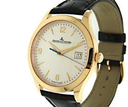 Jaeger-LeCoultre Master Control Date in Rose Gold