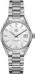 Ladies Tag Heuer Carrera, Mother Of Pearl, New In Box