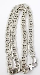 Heavy Italian Sterling Silver Chain, 83.97 Grams