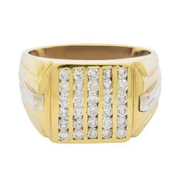 1.05ctw. Diamond Ring
