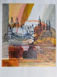 Calman Shemi - Jerusalem at Peace