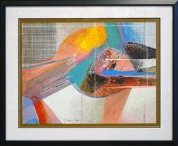 Calman Shemi - Jupiter Limited Serigraph