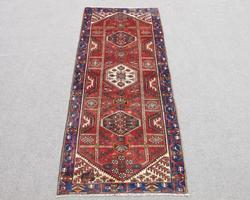Beautiful Handmade Semi Antique Persian Bakhtiari Rug