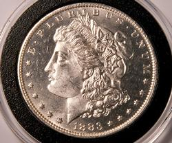 ProofLike Raw 1883-O Morgan Dollar