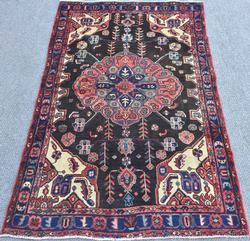 Charming Mid-20th C. High Quality Vintage Persian Rug