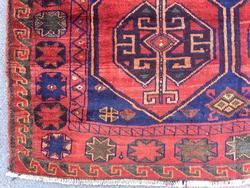 Rare Mid Century Collectible Handmade Vintage Tekke Turkoman