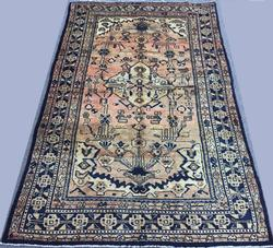 Highly Attractive Mid-20th C. Handmade Vintage Persian Rug
