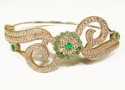 Alluring Elegant Classic Design 925 Silver Bracelet