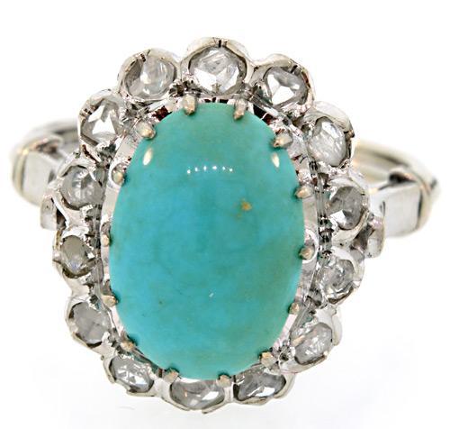 Vintage Style Diamond 65