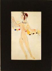 Marc Chagall Offset Color Litho-print
