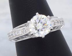 Gorgeous Certified 2.15CTW Diamond Ring