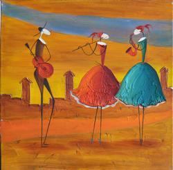 Fabulous Esther Myatlov Painting