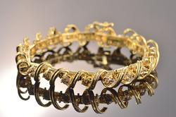 4.00 Ctw Chocolate Diamond Tennis Bracelet