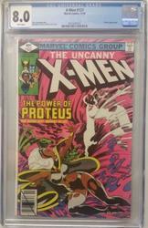 X-Men # 127 Nov, 1979 Marvel Comics CGC 8.0