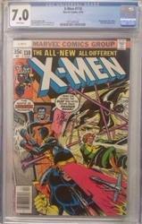 X-Men # 110 Apr, 1978 Marvel Comics CGC 7.0