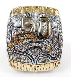 Denver Broncos 2015 Replica Super Bowl Ring