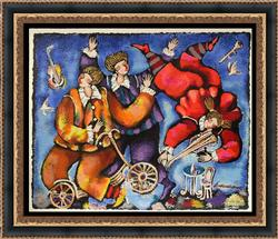 Marvelous Piece By Michael Kachan