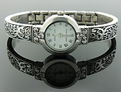 Stainless Steel Ann Klein Watch