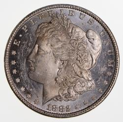 1882 Morgan Silver Dollar, unc