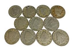 11 Nice V Nickels