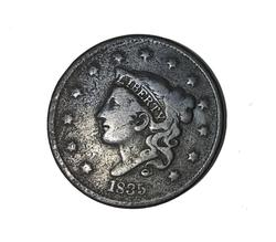 1835 Type of 1836 Large Cent