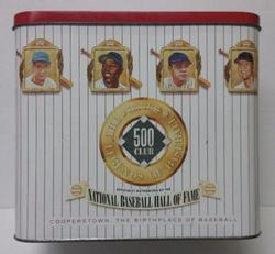 Legends Of Baseball HOF 500 Club 12 Silver Coin Set