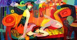 Beautiful Bright Original By Tadeo