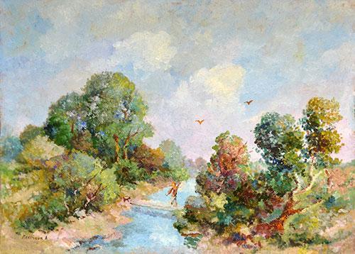 Spectacular Original Oil by Pasichnyk